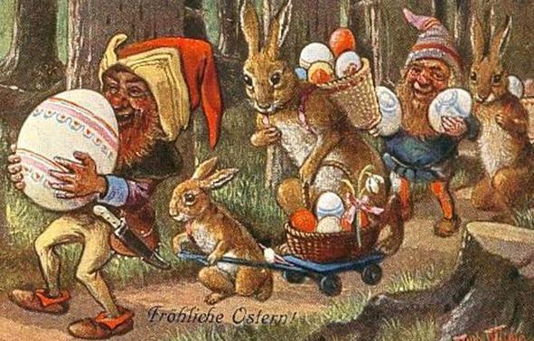 Ostern fröhliche