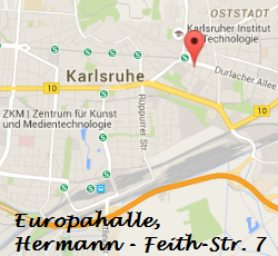 Karlsruhe, Europahalle