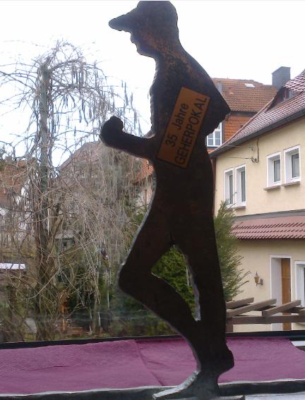 35 Jahre Gruß aus Aachen
