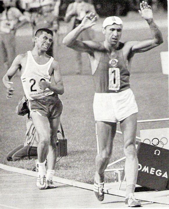 1968 Mexiko OS Golubnitschi 1.33.59 -1s Pedraza