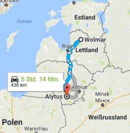 Alytus-Valmiera
