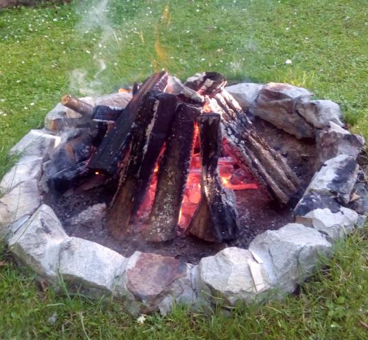 Abschlußfeuer