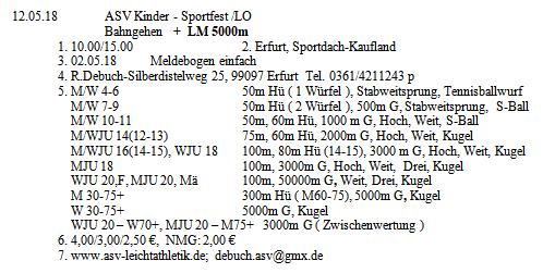 180512 Erfurt
