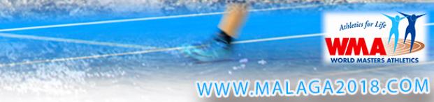 1800 Malaga Logo mit www