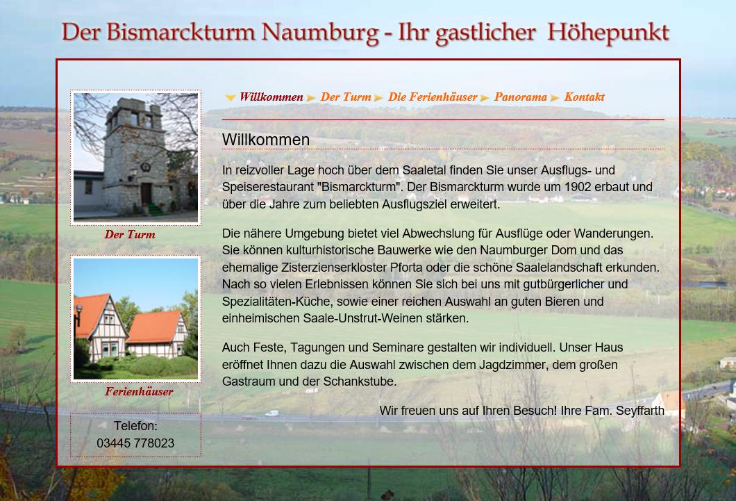 Bismarckturm Naumburg