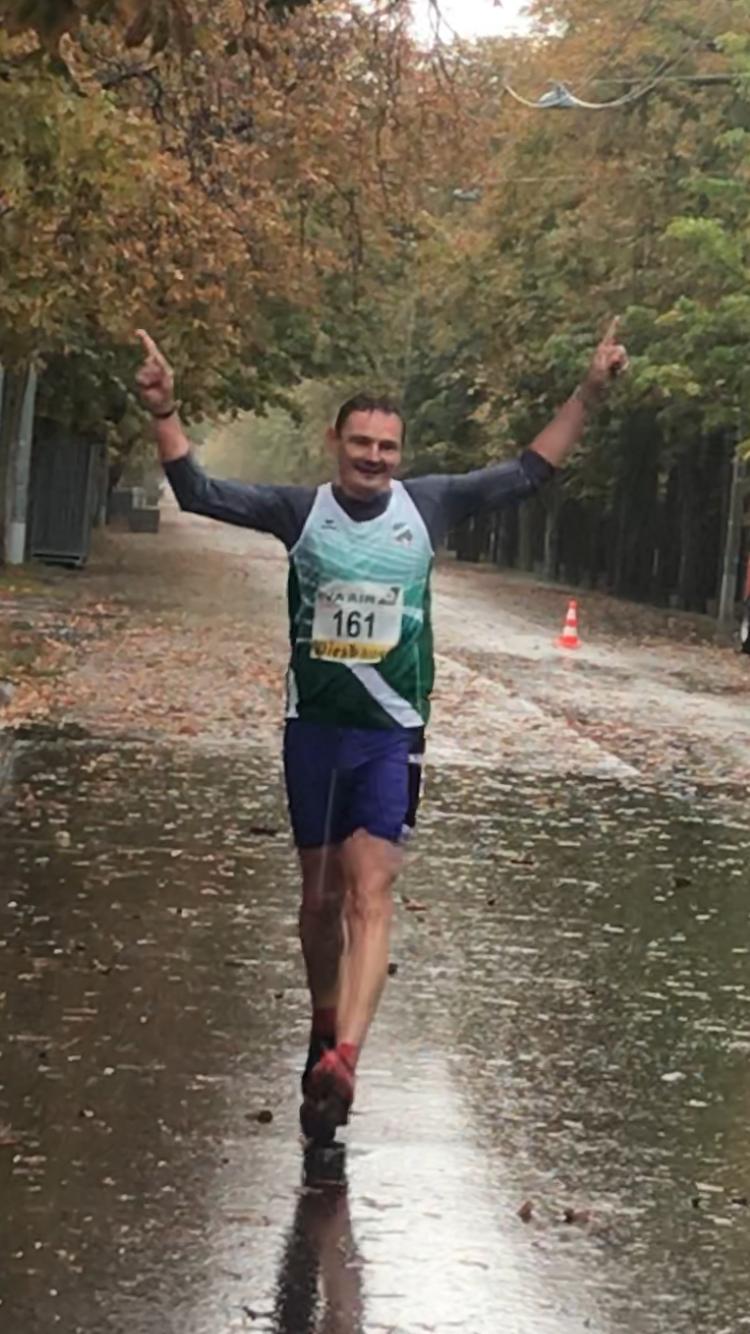 Brezezowsky, Roman 2019, 50km