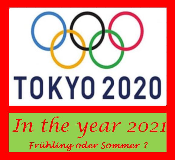 2100 Tokyo Frühling