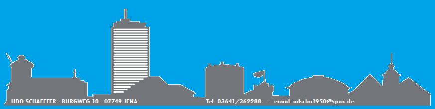 1500 Kopfbogen Jena Logo Blau