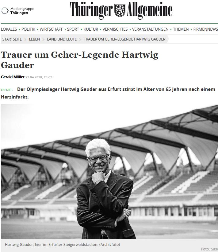 Gauder, Hartwig