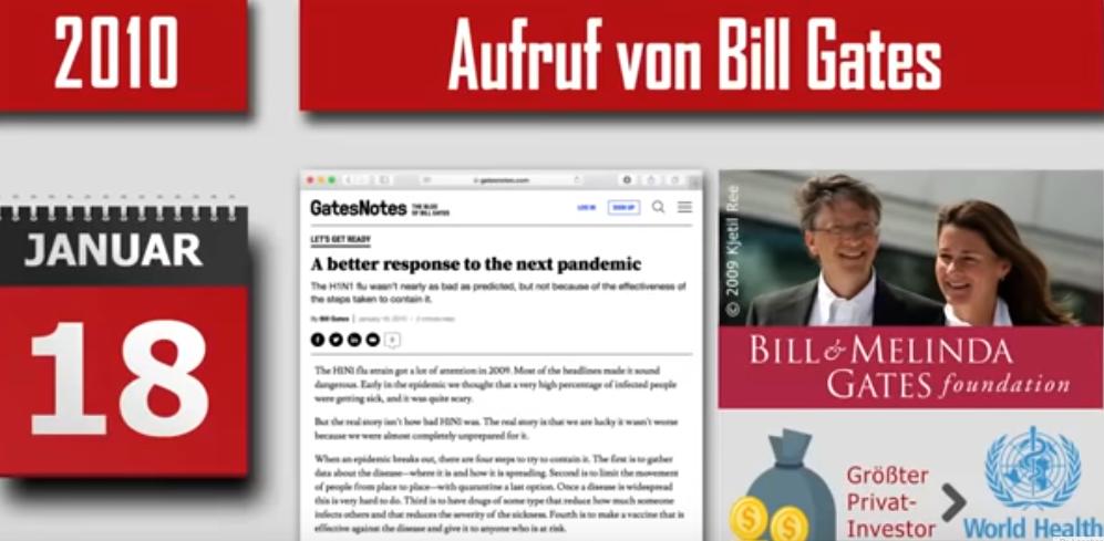 100118 Bill Gates ruft auf