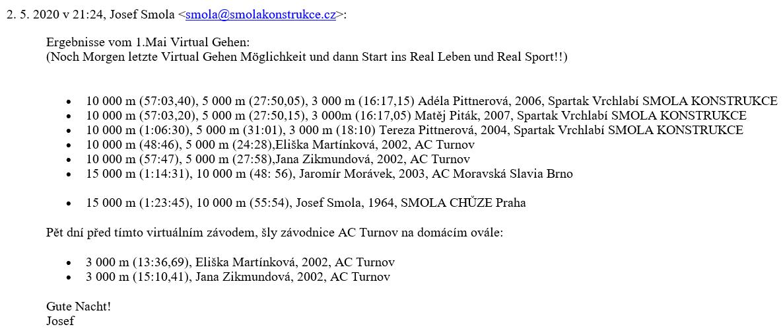 200501 Ergebnisse virtual CZE