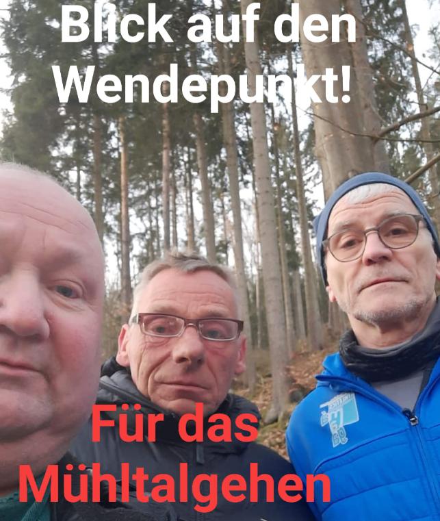 210322 Mühltal, Wendepunkt