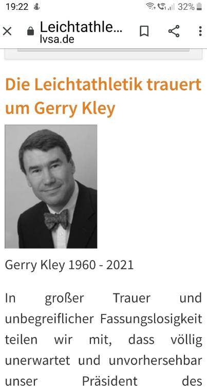 Gerry Kley